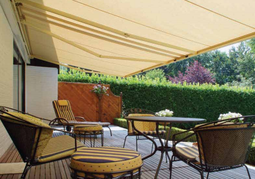 Folding Arm Awnings – A Blend Of Style And Flexibility!