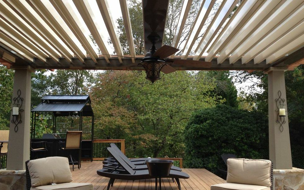 Guide for choosing the right Retractable Pergola for your Backyard
