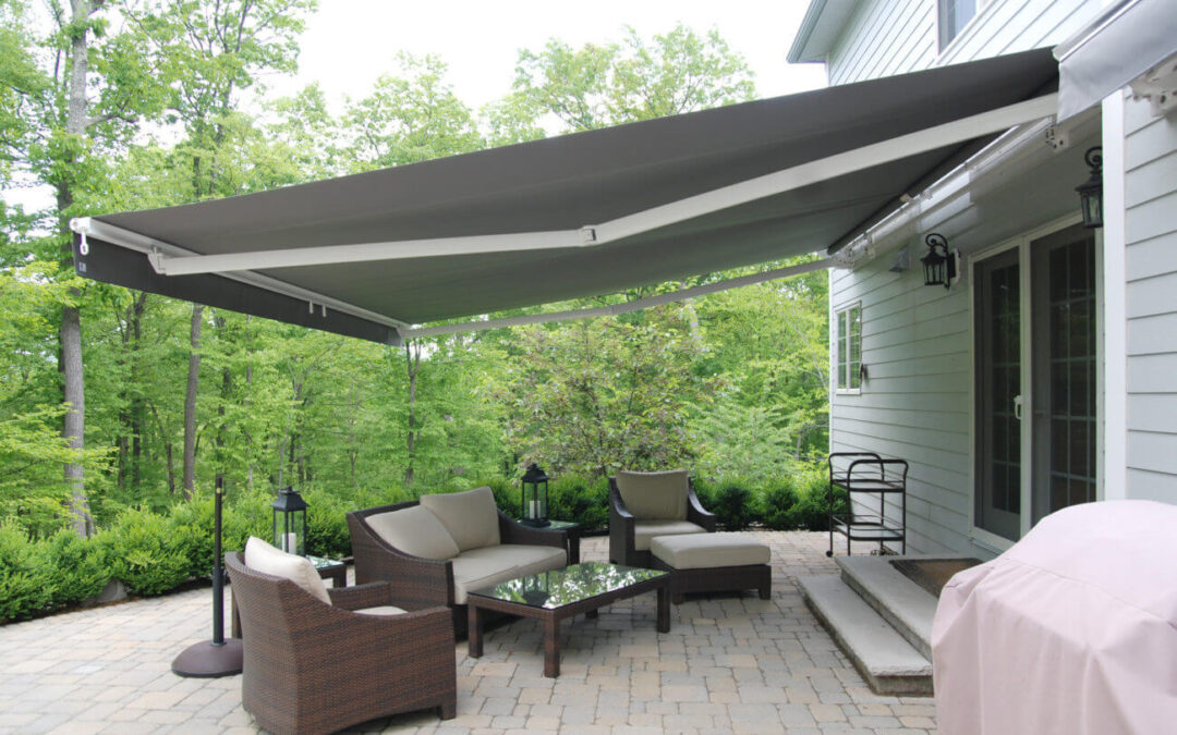 Turn Your Backyard Into a Paradise With Awnings!