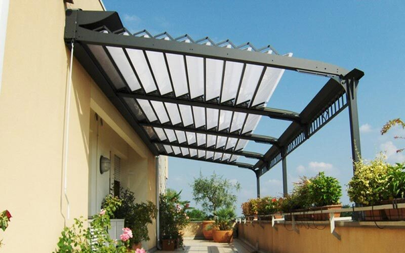 Do You Want To Improve The Quality Of Outdoor Living Experience? Install Retractable Pergolas